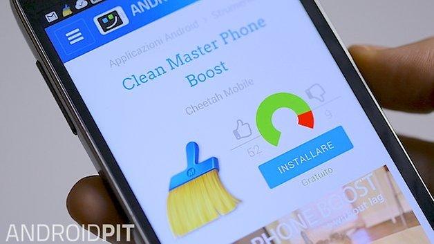 Clean master teaser