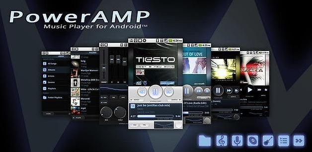 Featurebild PowerAMP