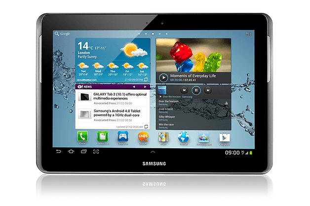 Galaxy Tab 2 10