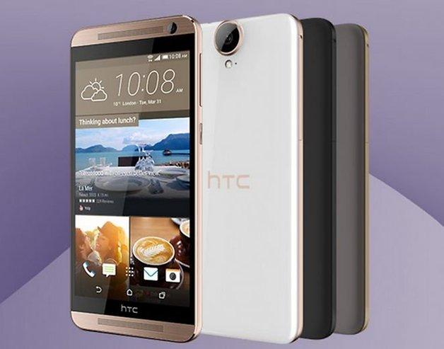HTC one E9 teaser