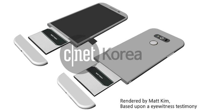 LG G5 Cnet