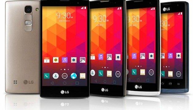 LG divulga preço da nova linha de smartphones: LG Volt, LG Prime Plus, LG Leon e LG Joy