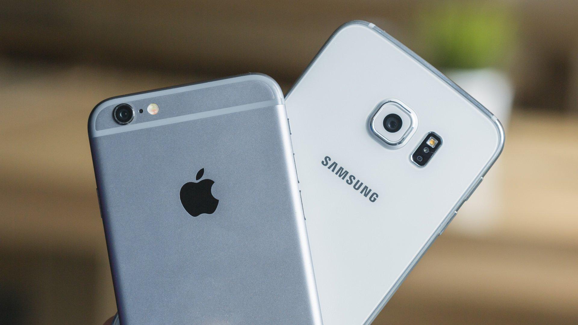 Galaxy S6 Vs Iphone 6s Comparison The Ultimate Rivalry