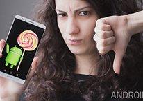 Perchè non avete ancora ricevuto Android Lollipop? (Cosa avete fatto di male?)