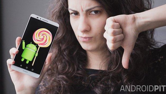 Was stört Euch an Android am meisten?