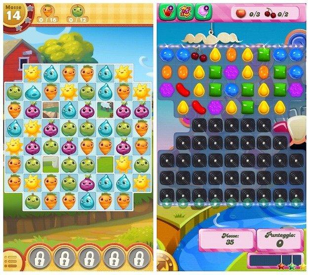 candy farm gioco