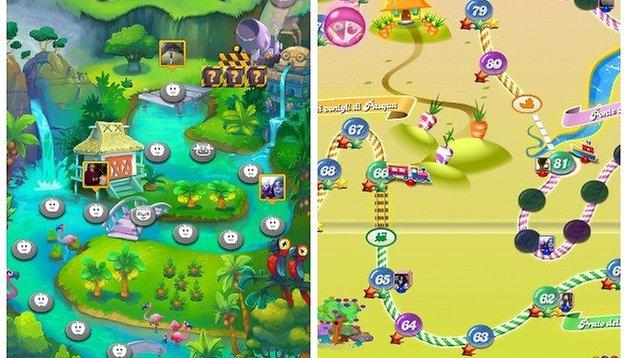 Farm Heroes vs. Candy Crush: quale saga preferiamo?