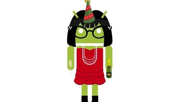 Buon Anno da AndroidPIT!