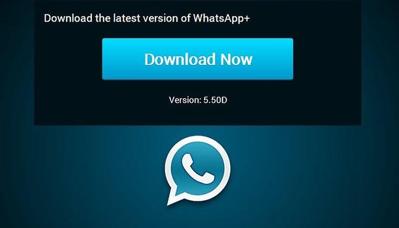 Nuovo aggiornamento 5.50 di Whatsapp+