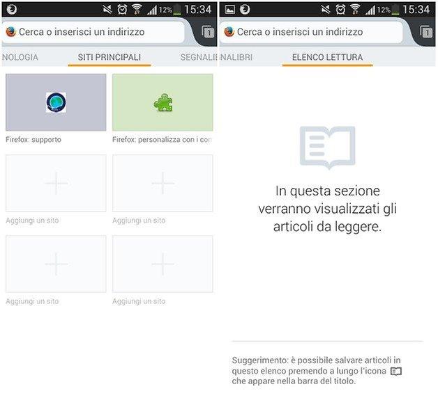 android chrome vs firefox beta
