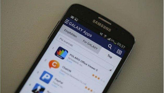 Galaxy Apps: Samsung muda nome da sua loja de aplicativos