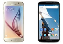 Galaxy S6 vs Nexus 6 comparison: Samsung and Google go head-to-head
