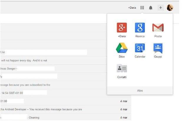 gmail uno