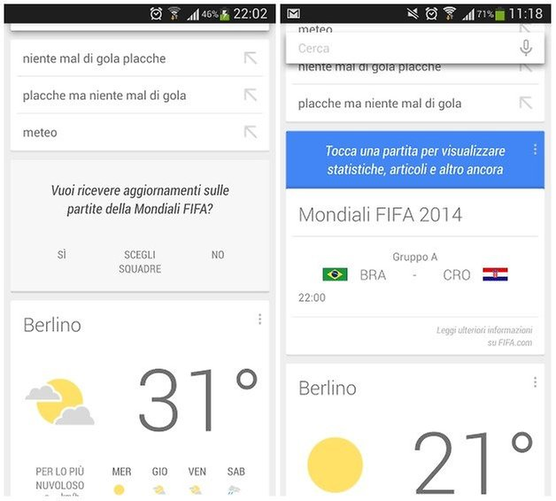 google now wc