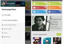 Android L: il Material design arriva nel Play Store