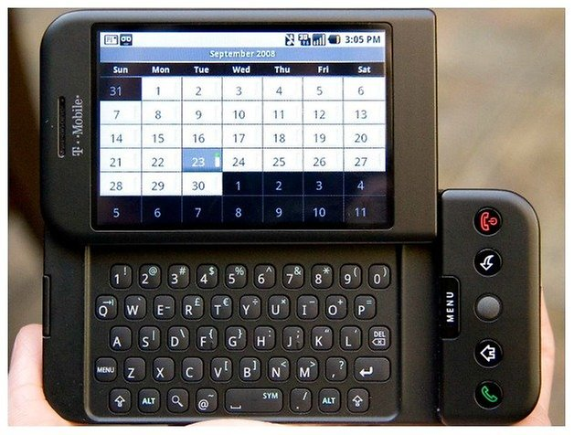 htc dream uno