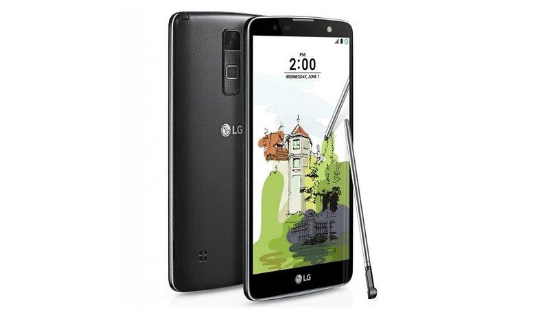 LG Stylus 2 Plus: phablet con batería extraíble de 3000 mAh