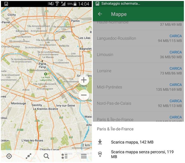 maps me ita app