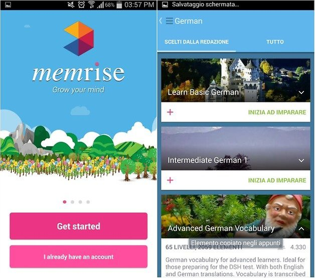memrise learn