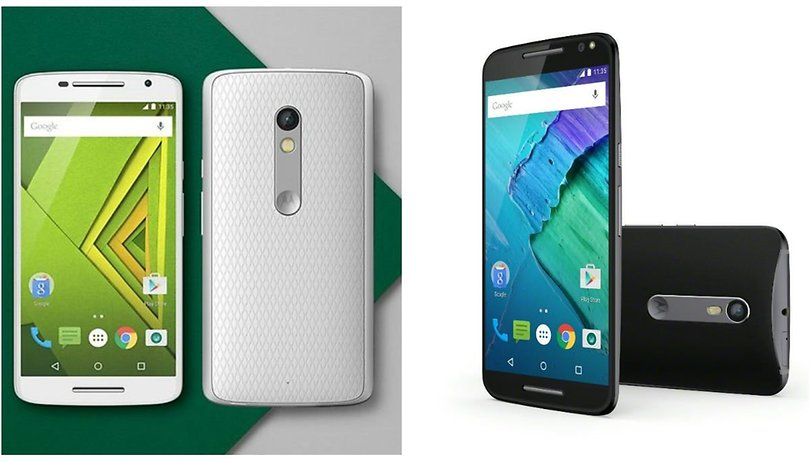 Motorola Moto X Play vs Moto X Style : quelles différences ?