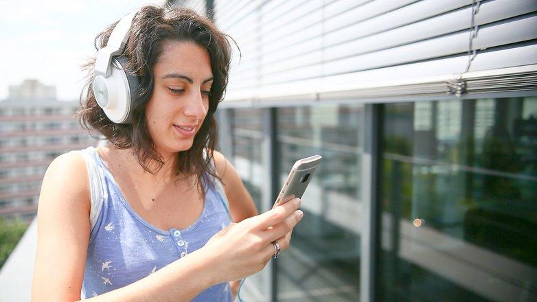 music smartphone