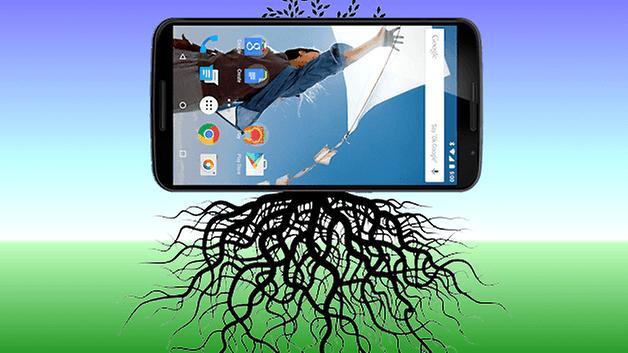 nexus 6 root teaser