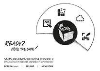 Le Samsung Unpacked est officiel, et le Galaxy Note 4 arrive