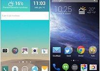 Optimus UI vs. Android Stock: interfacce a confronto