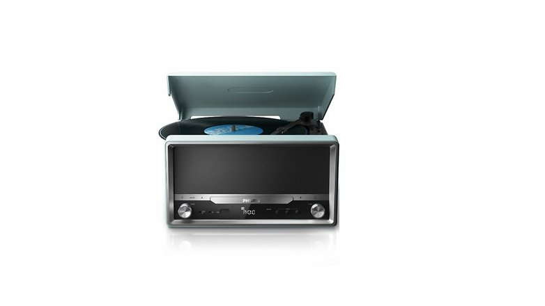 phillips record player