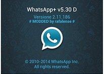 WhatsApp + si aggiorna!