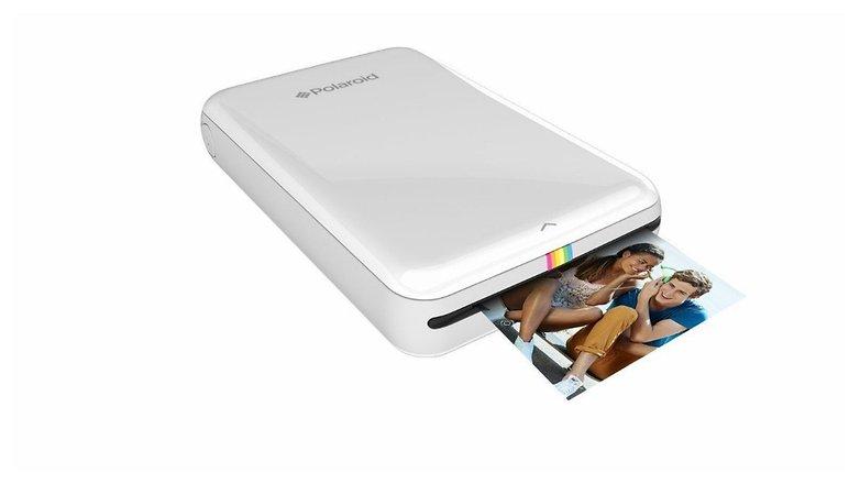 polaroid zip printer