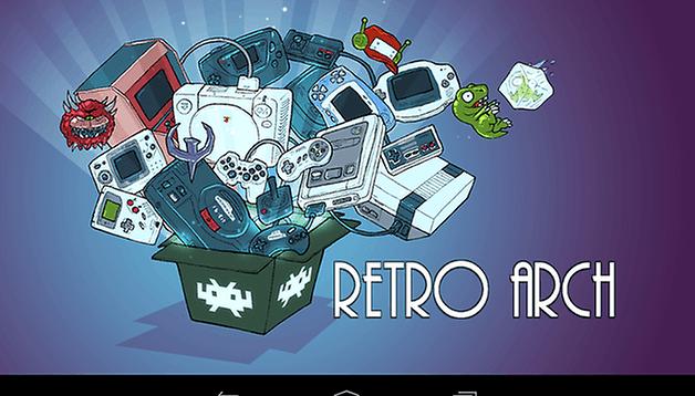 Rivivi i videogiochi della tua infanzia con Retro Arch