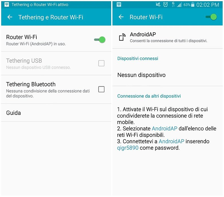 router wifi ITA