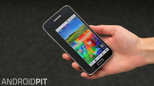 s5 onehand mode