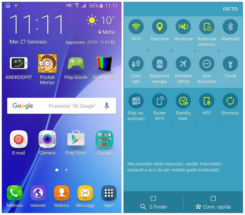samsung galaxy a5 touchwiz