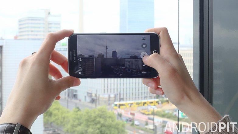 Samsung Galaxy s6 cámara de fotos