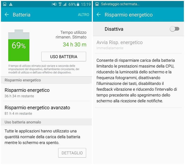 samsung galaxy s6 edge batteria