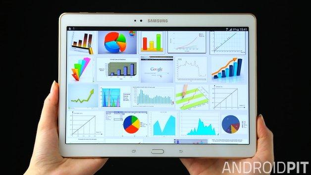 les meilleures applications pour tablette android androidpit. Black Bedroom Furniture Sets. Home Design Ideas