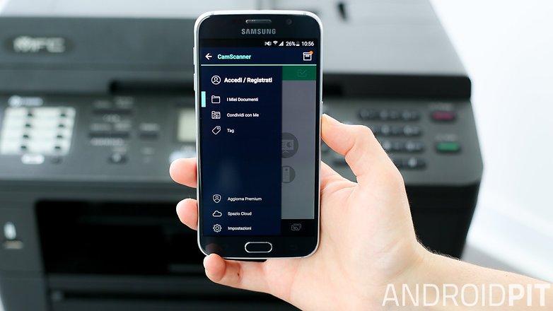 scan smartphone teaser