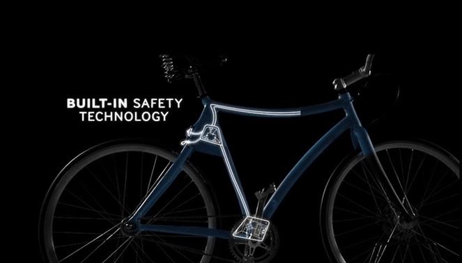 Samsung apresenta bicicleta inteligente com Wi-Fi e Bluetooth
