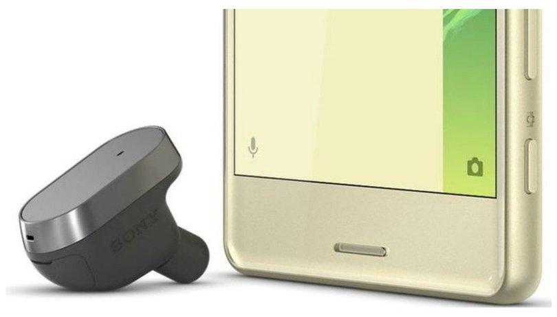 Sony Xperia: Drahtloser Ohrhörer, Kamera, Projektor und persönlicher Assistent vorgestellt