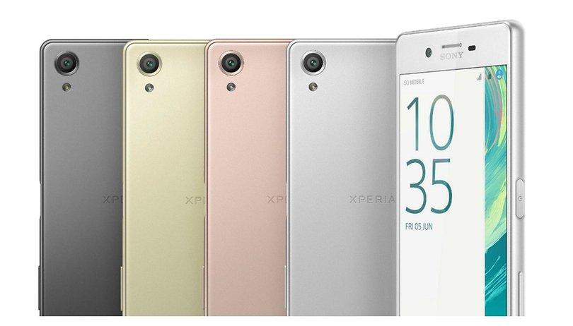 Sony rivela la serie Xperia X: tre eleganti smartphone di fascia medio-alta!