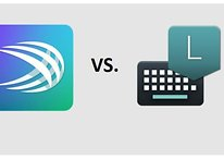 SwiftKey vs. Android L - Comparación de teclados