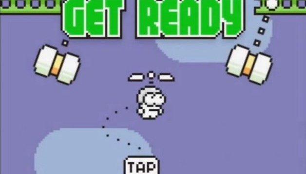 Swing Copters: lançado o sucessor do Flappy Bird! (Atualizado)