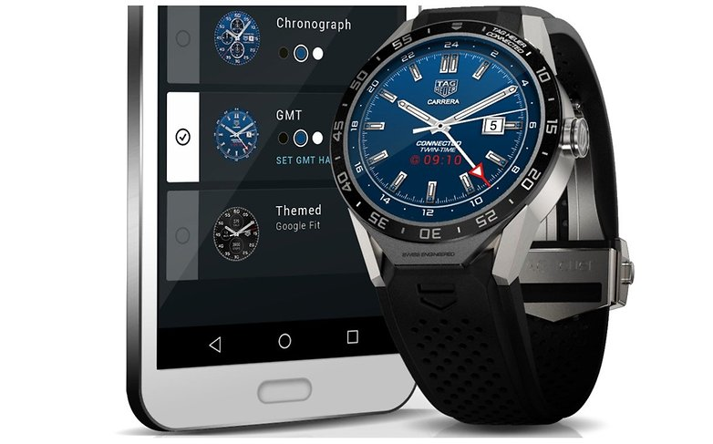 tag heuer connected smartphone