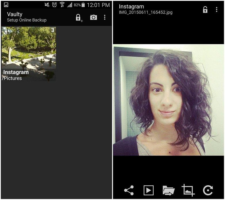 vaulty app