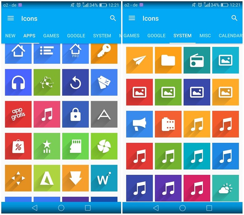 voxel icons