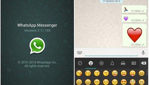 L'aggiornamento di WhatsApp è una burla!