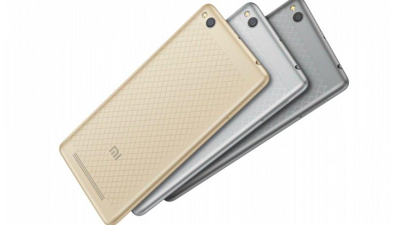 Xiaomi Redmi 3 vs Lenovo Lemon 3 comparison