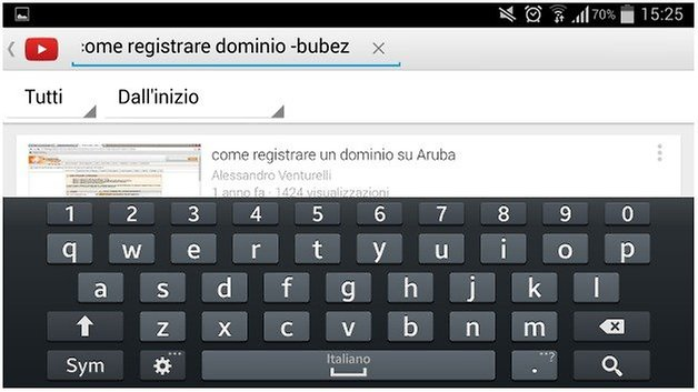 youtube trucchi